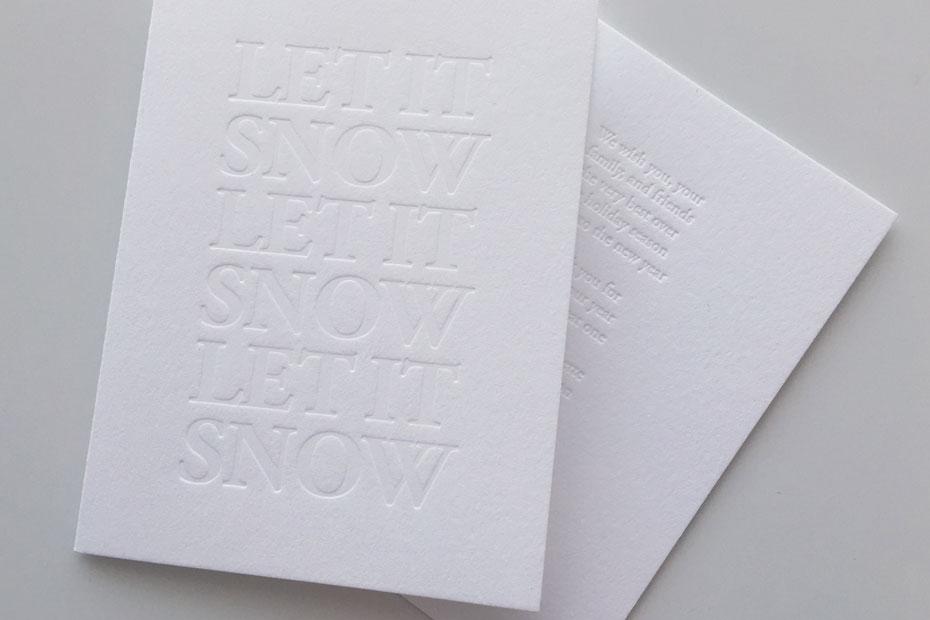 TIP Christmas Card