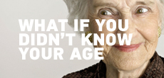 What if you didn't know your age